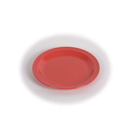 Waca Melamin bord plat, 23.5 cm versch. kleuren